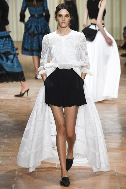 Alberta Ferretti Spring-Summer 2017 Collection – Milan Fashion Week