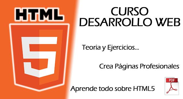 curso desarrollo web html5