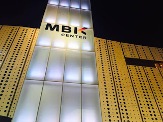 MBK Center in Bangkok Thailand