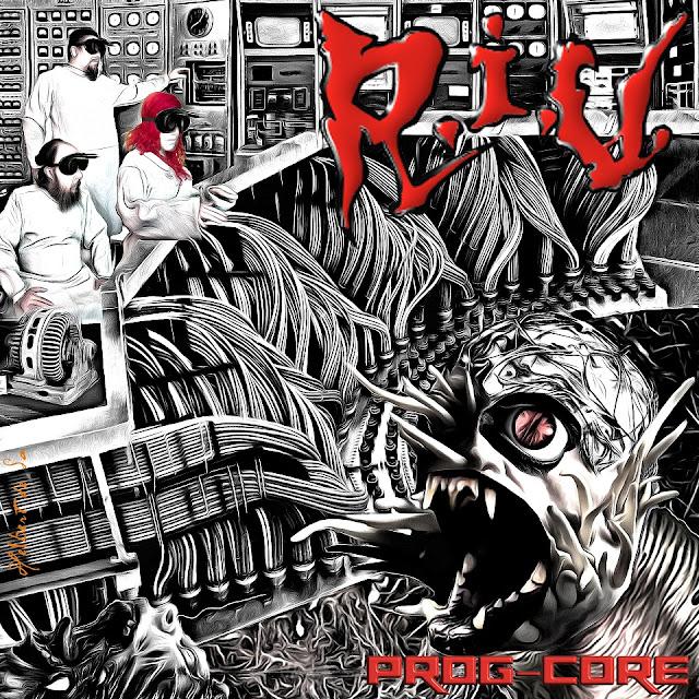 """Resultado de imagem para R.I.V. – """"Prog-Core"""""""