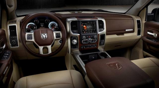 2019 Dodge RAM 1500 Redesign
