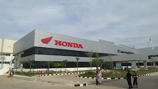 Lowongan Kerja 2018 Terbaru Lulusan SMK PT Astra Honda Motor (PT AHM)