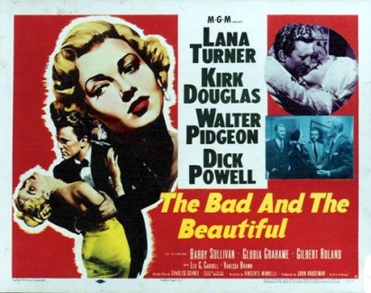 The Bad and the Beautiful movieloversreviews.filminspector.com film poster