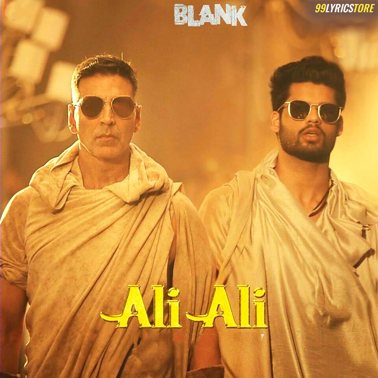 Ali Ali Song Lyrics from movie Blank