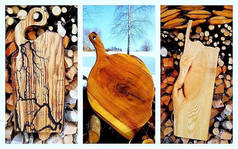 konkurs, deski drewniane, deseczkowo, figury lichtenberga na drewnie, zdobienie drewna, zycie od kuchni