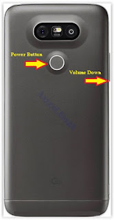 Hard Reset Android LG G5 SE