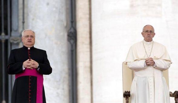 """Papa ruega por una """"conversión de los hombres violentos"""""""