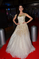 Rukshar Mir designer Anarkali Gown at 64th Jio Filmfare Awards South  2017 ~  Exclusive 020.JPG