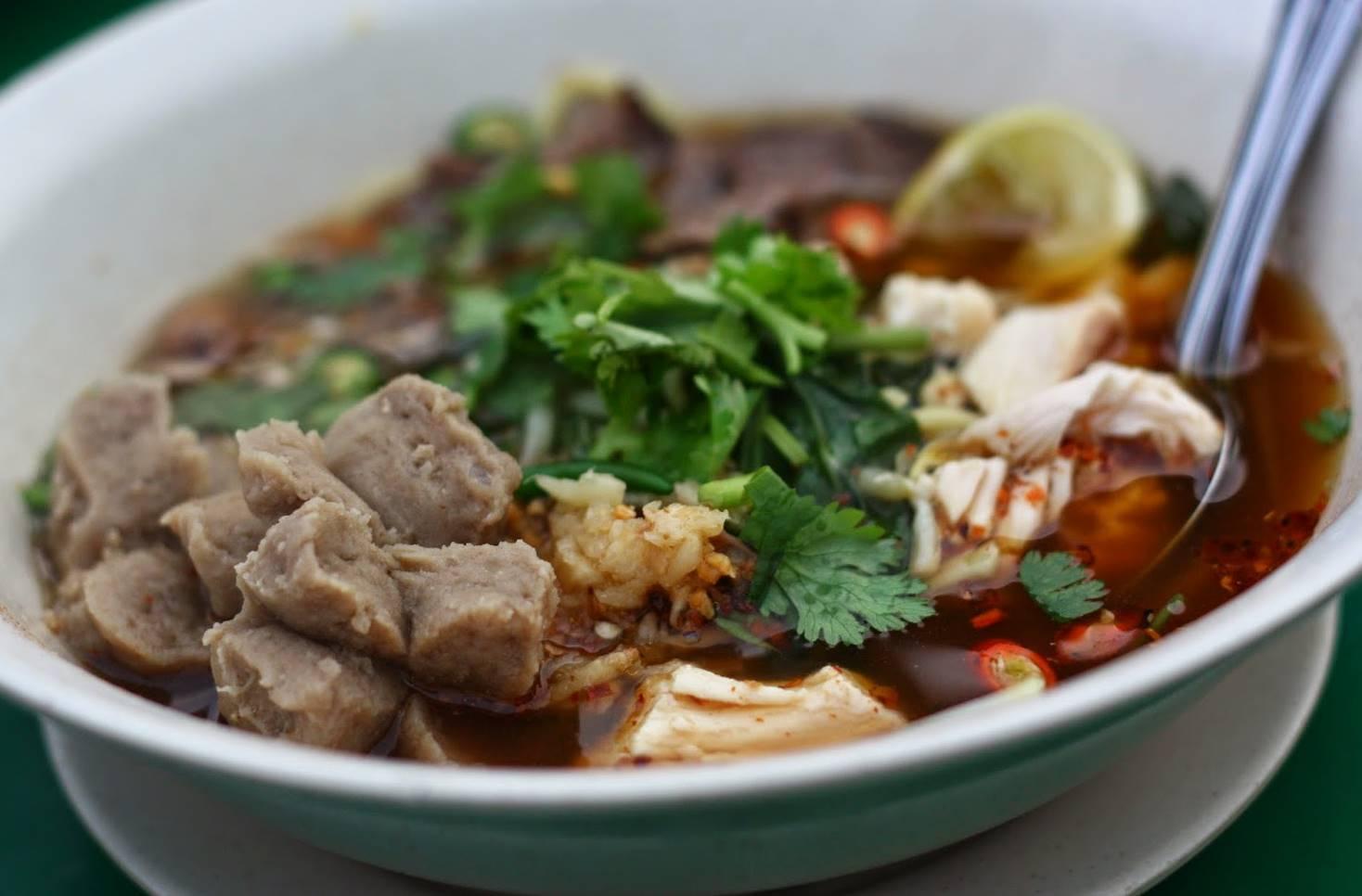 resepi mee celup kelantan  sedap  ringkas resepi masakan melayu Resepi Mee Celup Enak dan Mudah