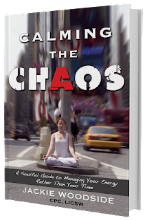 How Can Author's Calm Their Chaos and Still Get It All Done? , guest post by Jackie Woodside