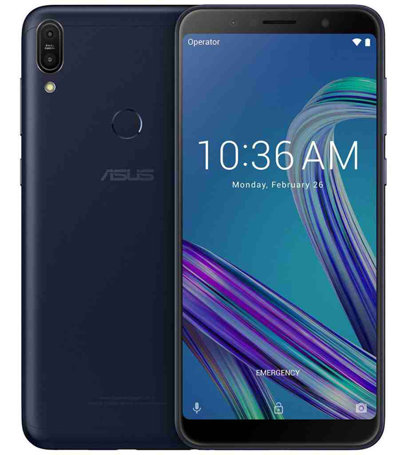 ASUS ZenFone Max Pro M1 with SD636, 5,000mAh battery, and stock Android 8.1 OS now official!