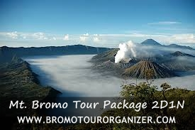 Mount Bromo Tour Packages 2 Days 1 Night