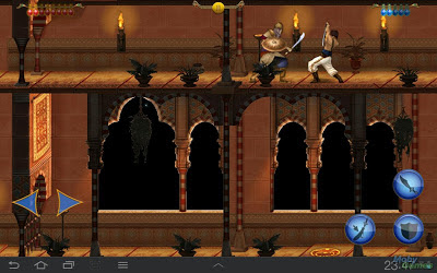 Screenshot: Prince of Persia Classic for Android