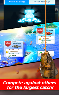 Game Ace Fishing: Wild Catch v2.0.5 Apk Mod (Easy Fishing)