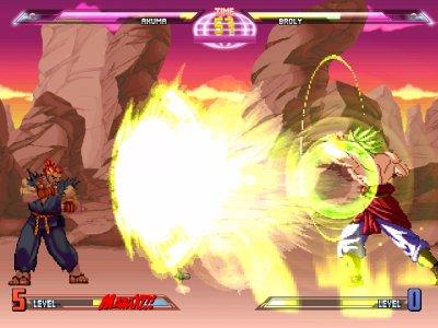 Download Dragon Ball vs Street Fighter III Full Version