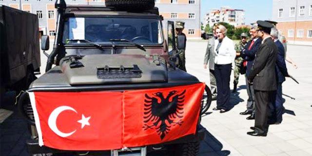Ι. Κοραντής: Προκεχωρημένο φυλάκιο της Τουρκίας η Αλβανία