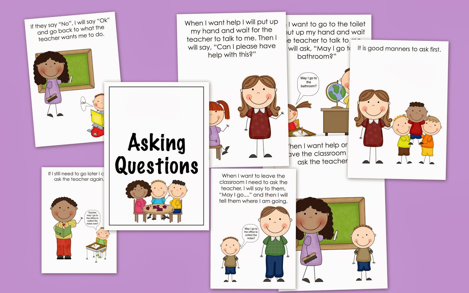 Where can i go to the bathroom - As Well As This Freebie Which You Can Find Here Download Image Teacher Can I Go To The Bathroom