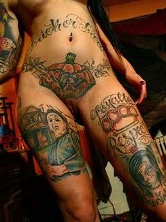 hot sexy tattoos