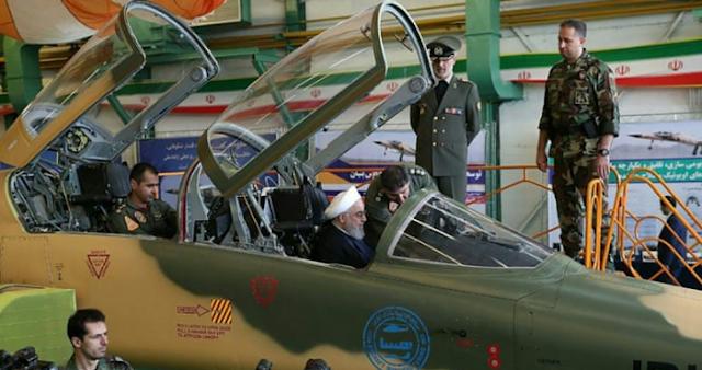 Iran strengthens military