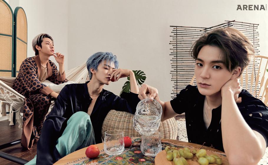 NCT Dream Korean Boy Group