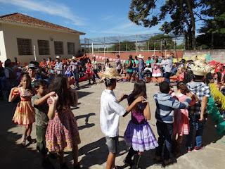 Festa Junina do Comap - Santa Bárbara