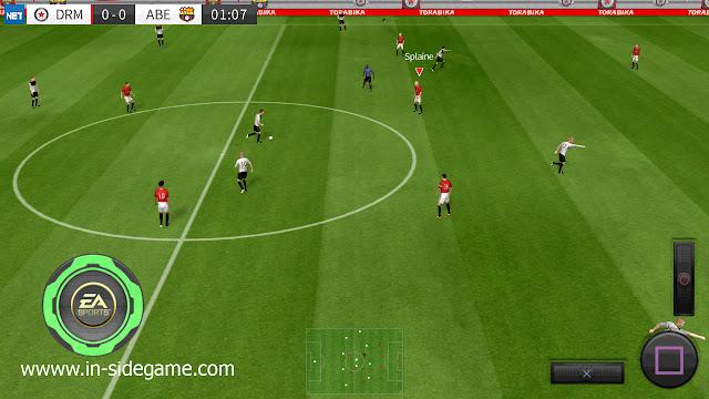 Dream League Soccer MOD FIFA 17 APK+OBB (230 MB) Android