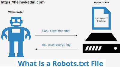 Mengatasi penayangan adsense diblokir robots.txt