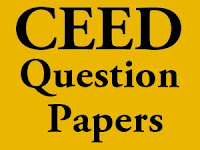CEED Previous Year Question Papers