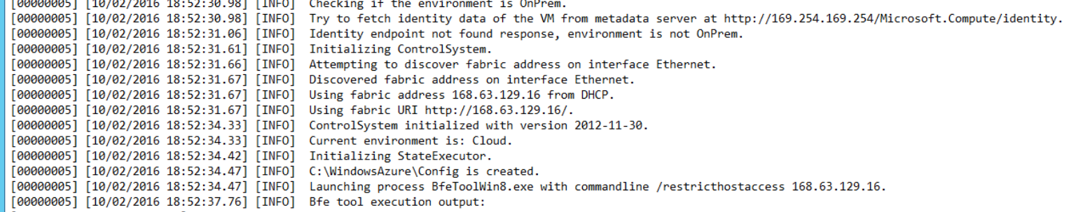 Shamir Charania: SANS 504 Notes - Identification (Azure VM analysis)