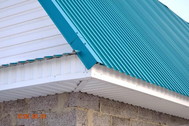 мягкое покрытие крыши