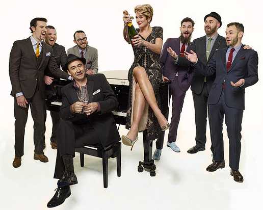 The Perlich Post: The Hot Sardines @ The Horseshoe, Saturday