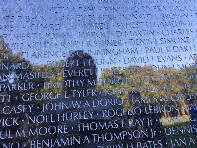 Vietnam Memorial D.C.