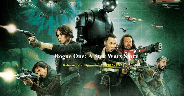 Rogue One: A Star Wars Story (2016) Full Movie Free
