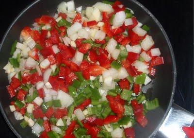 hortalizas troceadas