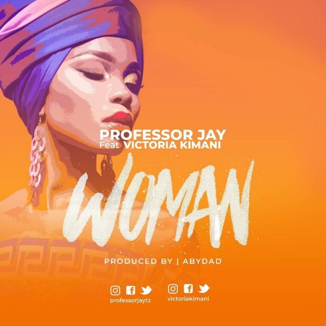 Professor Jay Ft. Victoria Kimani - Woman