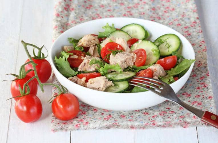 can pregnant women eat tuna  socapregna