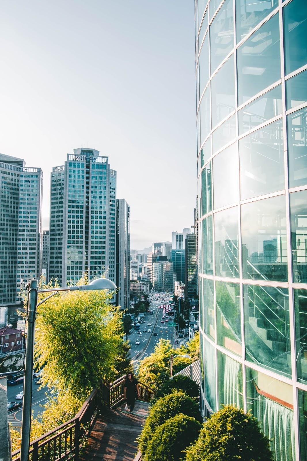 Séoul blog