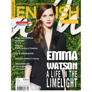 """106. """"English Matters"""" czyli najpopularniejsze magazyny zagraniczne"""