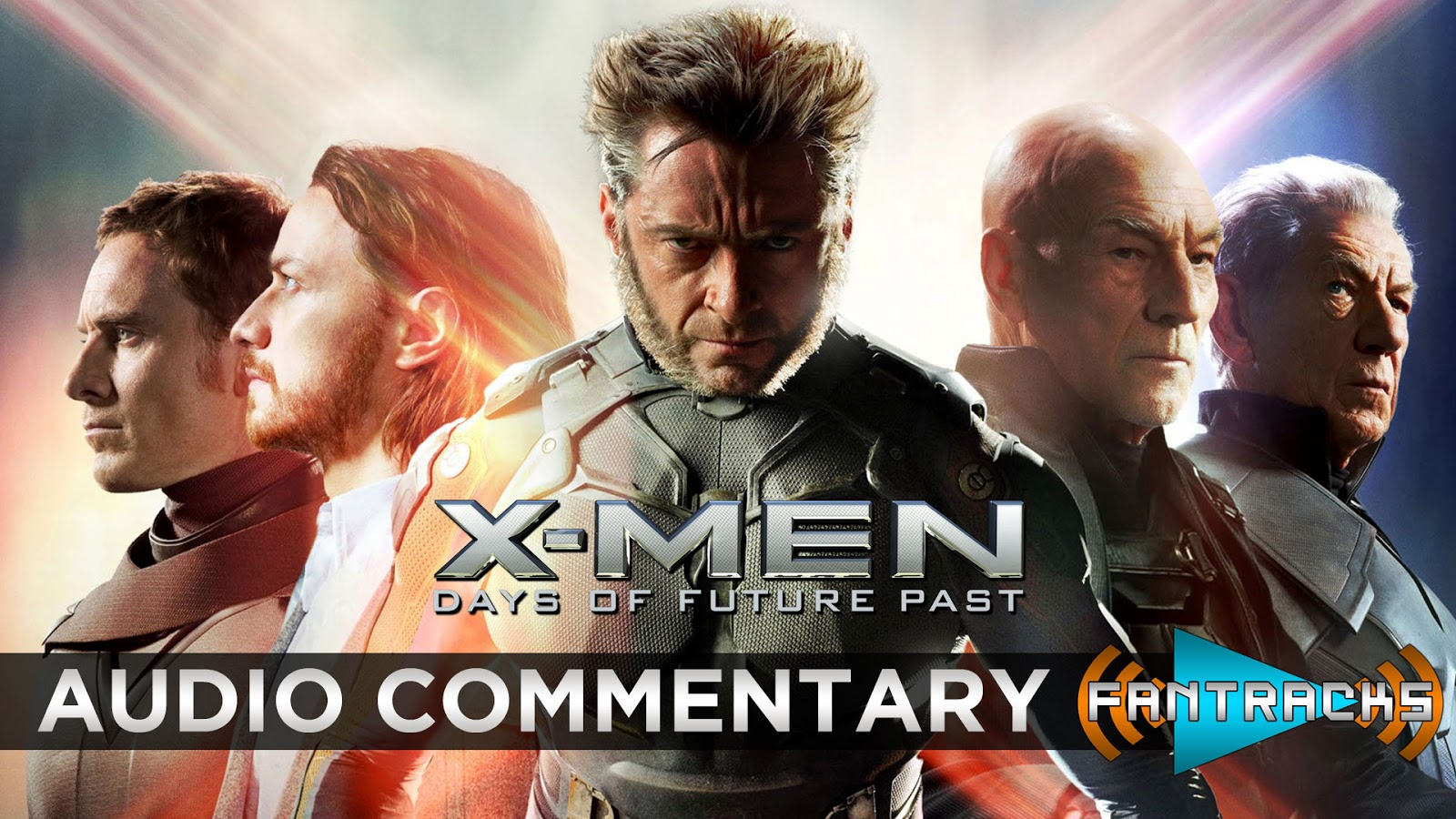FanTracks X-Men: Days of Future Past (Rogue Cut) audio commentary