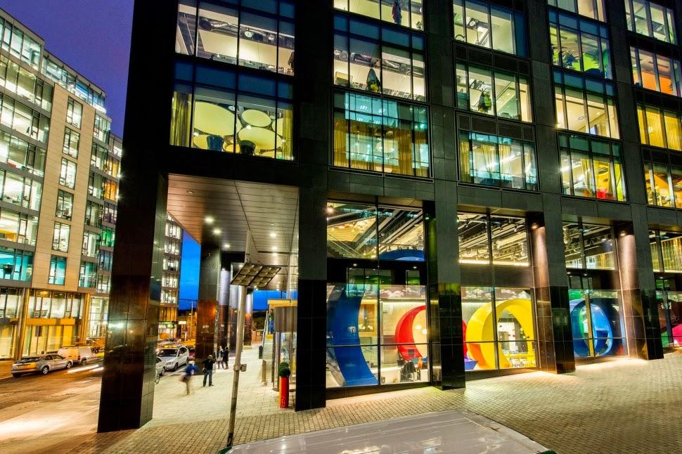 Google's Head Office In Dublin (75 Pics)