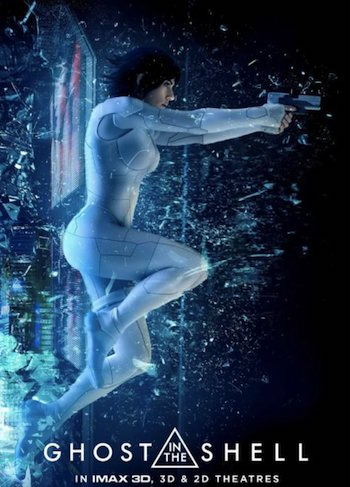 Ghost In The Shell 2017 English Full Movie Download