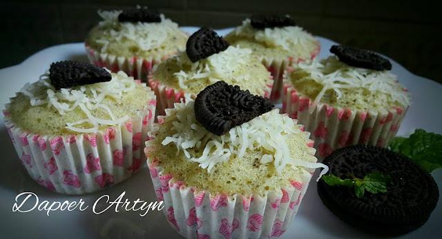 Resep Cupcake Oreo Keju Kukus Ala Dapoer Artyn