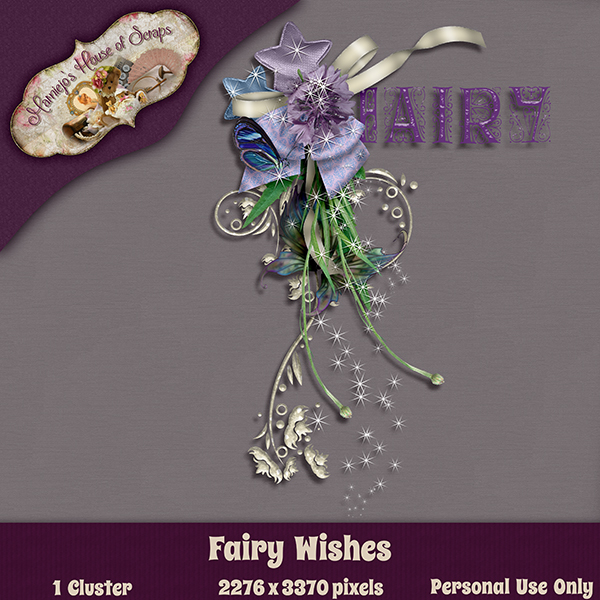 "Manic Monday - ""Fairy Wishes"""
