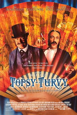 Topsy-Turvy Poster
