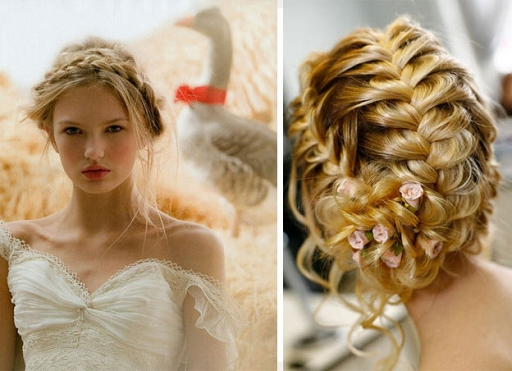 Top Hairstyles Models Prom Hairstyles 2013