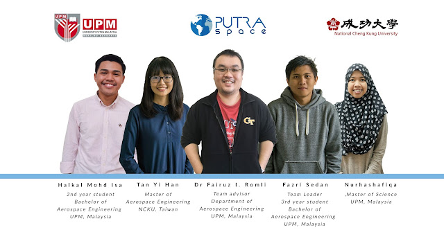 Team Putra Space wants to revolutionize storage so that you never spend unnecessary time placing and removing cabin luggage!