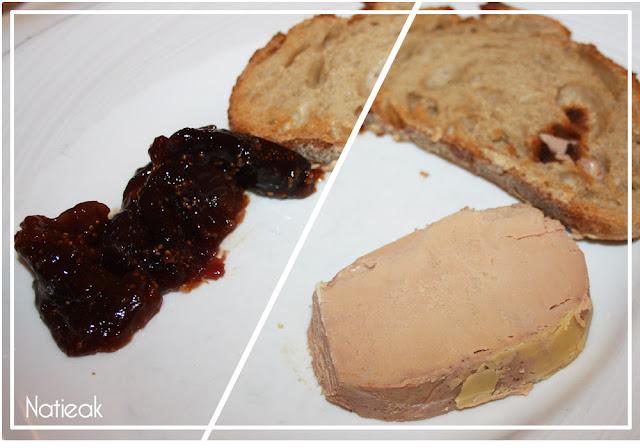 Foie gras de canard français mi-cuit maison