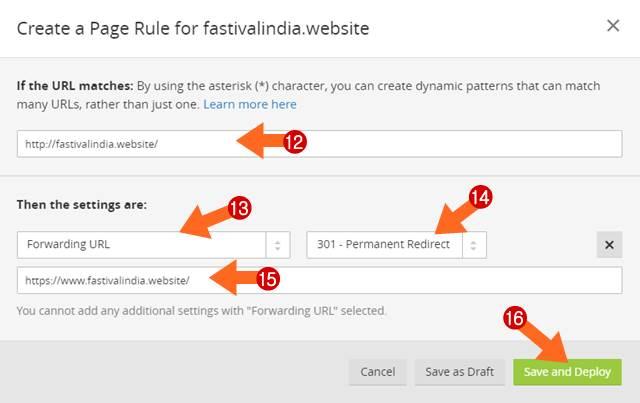Blogger blog के लिए Cloudflare Free SSL की setting कैंसे करें