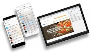 Microsoft Edge Browser, Launch On Google Play Store