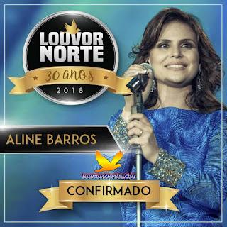 Aline Barros Confirmado